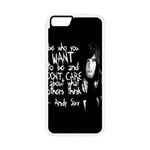 Printed Phone Case Pierce the Veil For iPhone 6,6S Plus 5.5 Inch NC1Q03077