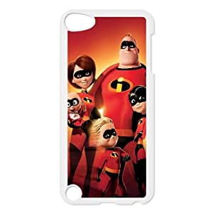 The Incredibles Cartoon iPod TouchCase White yyfabc-334024