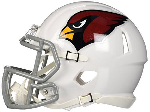 f9eb0691421 Amazon.com   Riddell Arizona Cardinals NFL Replica Speed Mini Football  Helmet   Sports Related Collectible Mini Helmets   Sports   Outdoors