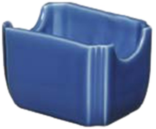 Fiesta Sugar Packet Caddy, 3-1/2 by 2-3/8-Inch, Lapis