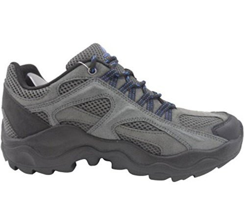 Ozark Trail Mens Hikers Sport Low Shoes, Charcoal (8 US /...
