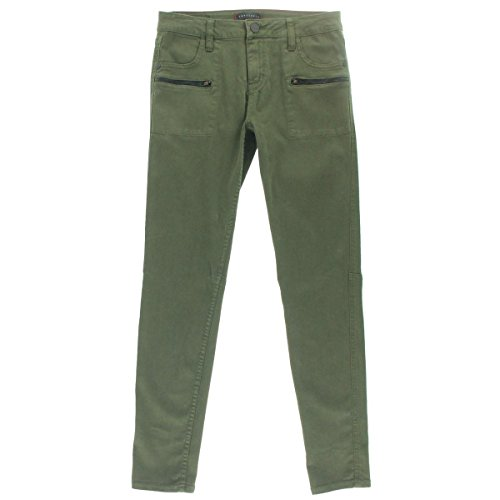 Zipper Fly Fatigue Pants - 6