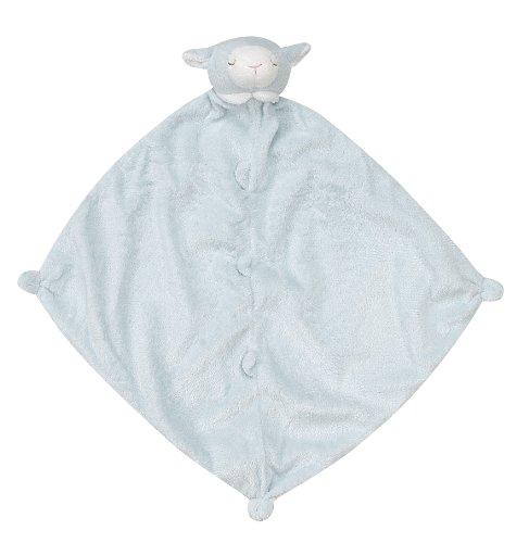 Angel Dear Blankie, Blue Lamb