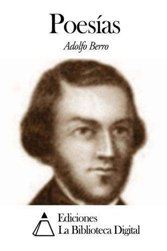 Poesías  [Berro, Adolfo] (Tapa Blanda)