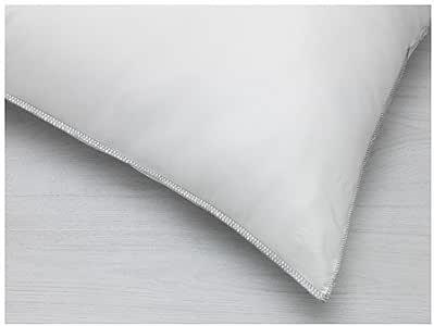 Ikea Body Pillow White 19 5 8x39 3 8 Quot 30214 52326 26