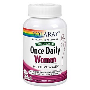 Once Daily Woman Multivitamin