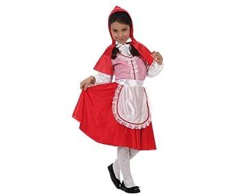 Atosa-12067 Disfraz Caperucita, Color rojo, 10 a 12 años (12067 ...
