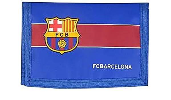 F.C. Barcelona Nylon Wallet RX: Amazon.es: Deportes y aire libre