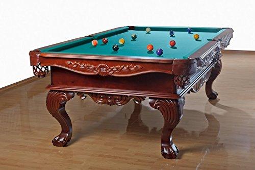 Tavolo da biliardo modello avalon 2 4 m billiard royal biliardi pool snooker biliardo - Tavolo da biliardo amazon ...