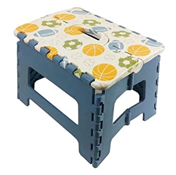 Brilliant Metro Design Childrens Folding Step Stool Sports Balls Ocoug Best Dining Table And Chair Ideas Images Ocougorg