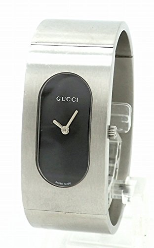 GUCCI(グッチ)/腕時計/黒/クォーツ
