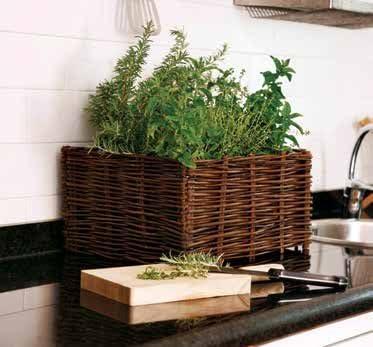 Catral 71080002 - huerto urbano kit planter, 40 x 40 x 50 cm ...