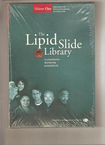 Read Online The Lipid Slide Library Volume One: Epidemiologic trials, Atherosclerosis pathology and Atorvastatin profile (CD-ROM, Cards, and Presentation Slides for slide projector) pdf