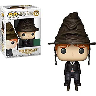 POP Funko Harry Potter 72 Ron Weasley with Hat