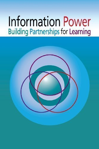 Information Power: Building Partnerships for Learning 1st (first) Edition by American Association of School Librarians published by Amer Library Assn Editions (1998)