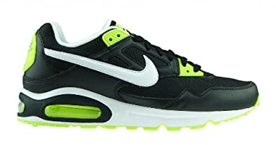 17675f57c61d4 Nike Air Max Skyline Sneaker Black 343902 017 Black Size  7 UK ...
