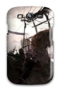 New Style Post Apocalyptic Fashion Tpu S3 Case Cover For Galaxy