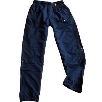official site closer at performance sportswear Nike SHOX Herren Trainingshose Freizeithose Dark Navy Pant mit Reflektoren