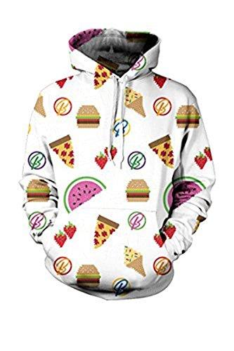 black-memory-unisex-realistic-3d-digital-print-food-emoji-pullover-hoodie-hooded-sweatshirt-s-xl