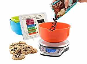 wireless perfect bake pro smart kitchen scale