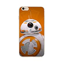 iPhone 5c Star Wars Silicone Phone Case / Gel Cover for Apple iPhone 5C / Screen Protector & Cloth / iCHOOSE / BB-8