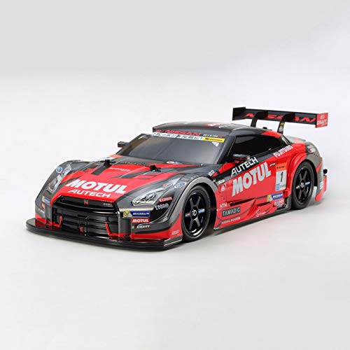 (Tamiya America, Inc 1/10 Motul Autech GT-R 4WD On-Road TT-02 Kit, TAM58625)