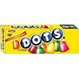 Dots Original Candy, Assorted Flavors, 2.25-Ounce Boxes (Pack of 24)