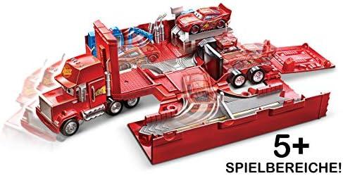 Mattel Disney Cars FTT93 Disney Cars Transporter Spielset Mack