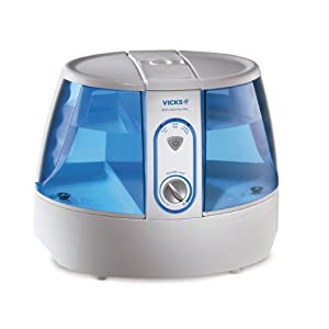 Vicks Germ-Free Warm Mist Humidifier