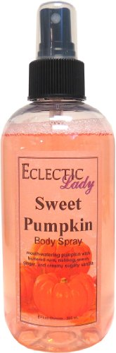 Sweet Pumpkin Body Spray by Eclectic Lady