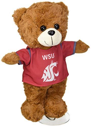 Washington State 2015 Large Fuzzy Uniform Bear by FOCO
