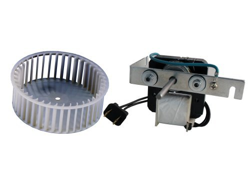 Mounting Bracket Nutone (Supco SM140-40A Direct Replacement Bathroom Blower Fan Assembly Replaces Nutone K5895, K5894)