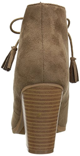 Taupe Co Women's Whit Ankle Boot Brinley 1SqfZwf