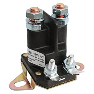 417ZyDoIL1L._SY300_ amazon com gravely starter solenoid 435 099 replaces 044766 gravely 5260 wiring diagram at alyssarenee.co