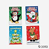 36 MINI HOLIDAY FUN and GAMES Activity BOOKS/Stocking STUFFERS/PARTY FAVORS/TEACHERS/Daycare/2 1/2 x 3 1/2 by FX
