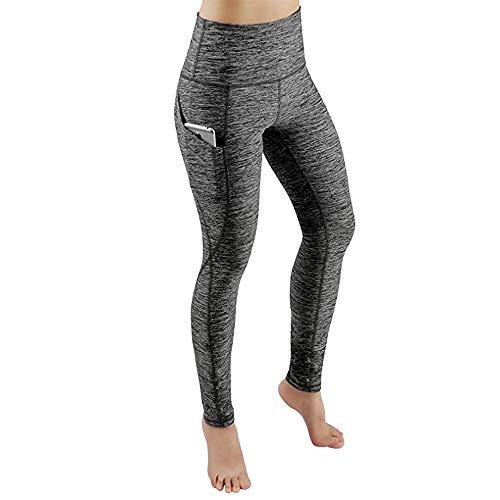 (Women Pants WEUIE Women High Waist Sports Gym Yoga Running Fitness Leggings Pants Workout Clothes)