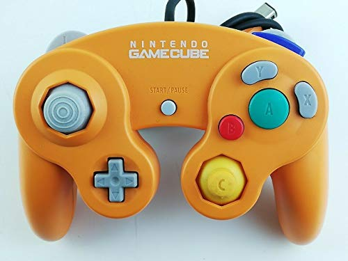 - GameCube Controller - Spice Orange