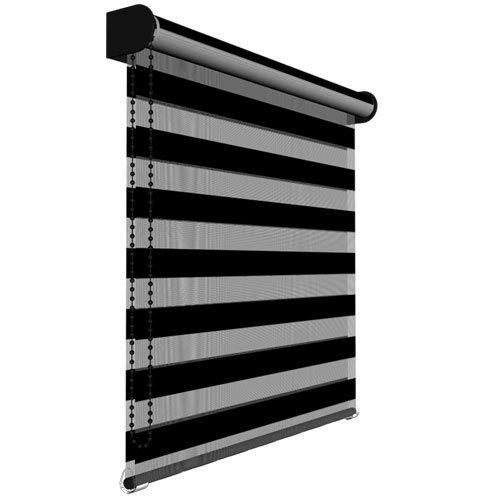 Victoria M - Estor doble enrollable (para ventanas y puertas)
