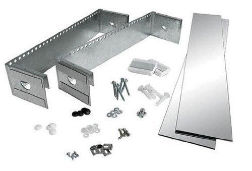 - Jensen 760025 25-Inch Surface Mount Side Mirror Kit by Jensen