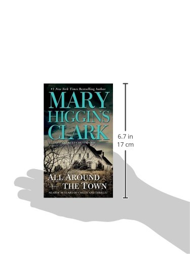 all around the town mary higgins clark summary