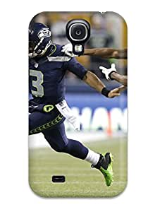 Perfect Fit TtZiMMv6154BgvTI Seattleeahawks Case For Galaxy - S4