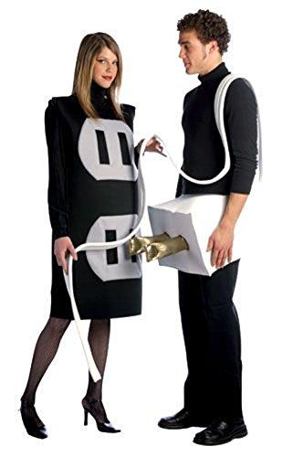 [Adult Plug & Socket Couples Costumes] (Plug And Socket Costumes)