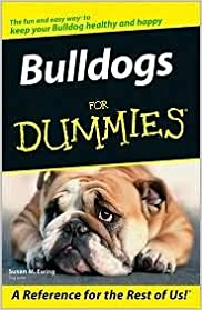 Book Bulldogs for Dummies by Susan M. Ewing
