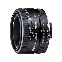 Deals on Nikon 50mm f/1.8D AF NIKKOR Lens Refurb
