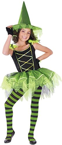 Ballerina Witch Costume - Small
