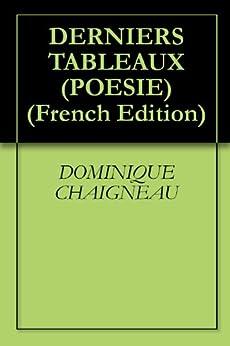 Amazon.com: DERNIERS TABLEAUX (POESIE) (French Edition