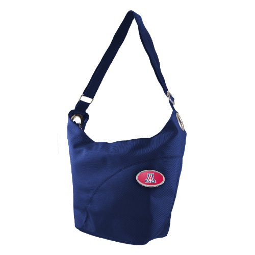 NCAA Arizona Wildcats Grommet Hobo Bag