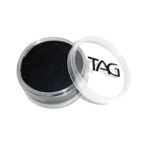 TAG Face Paints - Black (90 gm) TAG Body Art