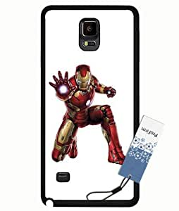 Iron Man Design Samsung Galaxy Note 4 Case Protective Back Skin - ProFirm Style 2716