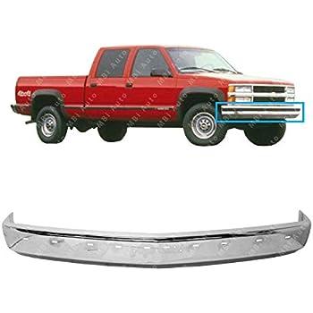 New Bumper Face Bar Front Chrome for GMC Yukon GM1002162 GM1002801 15680830-PFM